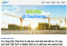 BUILDING-CONSTRUCTION